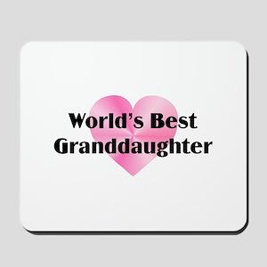 WB Granddaughter Mousepad