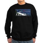 Bring Your Own Balls Snowmobiler Sweatshirt (dark)