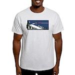 Bring Your Own Balls Snowmobiler Light T-Shirt