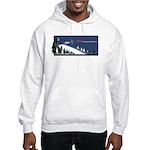 Bring Your Own Balls Snowmobiler Hooded Sweatshirt