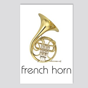 French Horn Postcards (Package of 8)