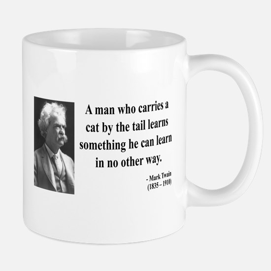 Mark Twain 34 Mug