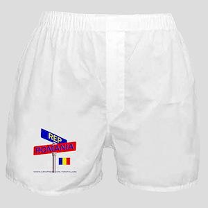 REP ROMANIA Boxer Shorts