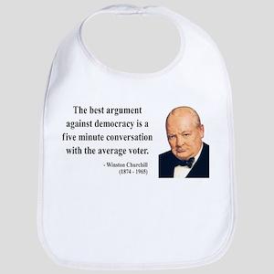 Winston Churchill 2 Bib