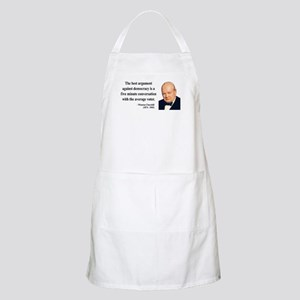 Winston Churchill 2 BBQ Apron