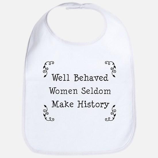 Well Behaved Bib