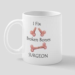 Broken Bones MD Mug