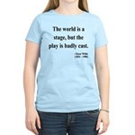 Oscar Wilde 5 Women's Light T-Shirt