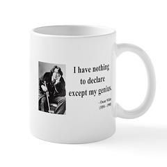 Oscar Wilde 14 Mug