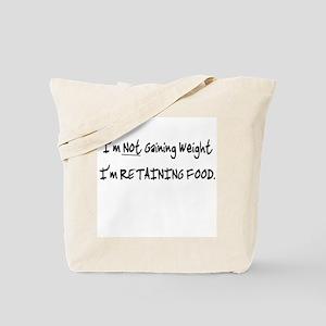 Retaining Food Tote Bag