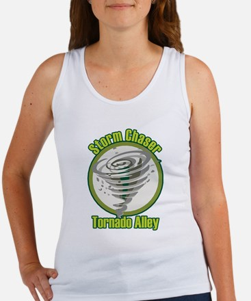 Storm Chaser Logo Women's Tank Top