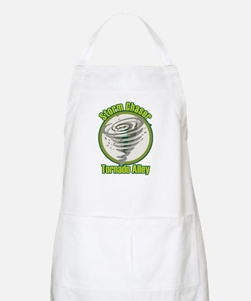Storm Chaser Logo BBQ Apron