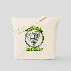 Storm Chaser Logo Tote Bag