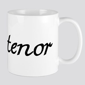 Tenor Mug