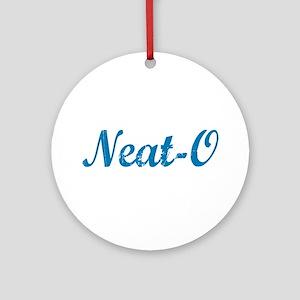 Neat-O Ornament (Round)