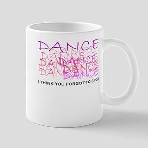 Dancers I think you forgot to Mug