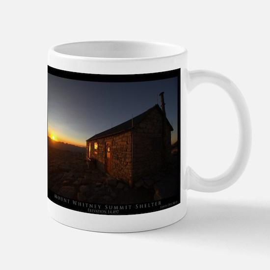 Mt. Whitney Shelter Mug
