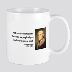 Thomas Jefferson 4 Mug