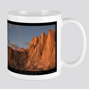 Day and Keeler Needles Mug