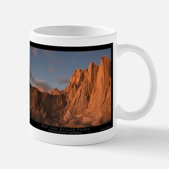Day and Keeler Needles Mug