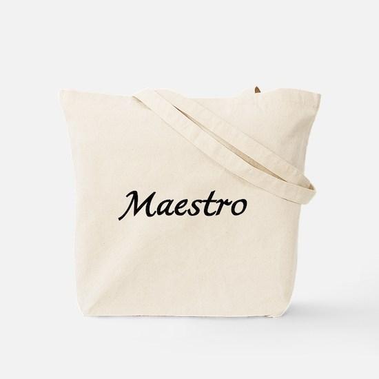 Opus Tote Bag