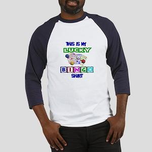 Lucky Bingo Baseball Jersey