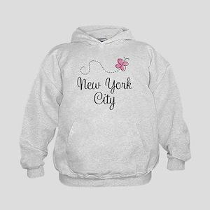 New York City Butterfly Sweatshirt