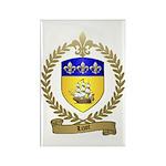 LIZOT Acadian Crest Rectangle Magnet (10 pack)