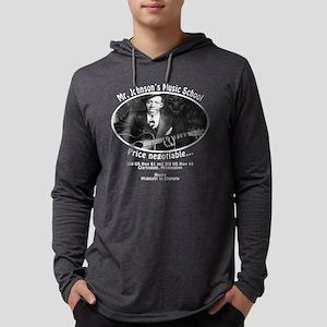 Mr. Johnson's Music School Long Sleeve T-Shirt