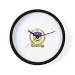 LIZOT Acadian Crest Wall Clock