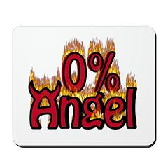 0% Angel Mousepad