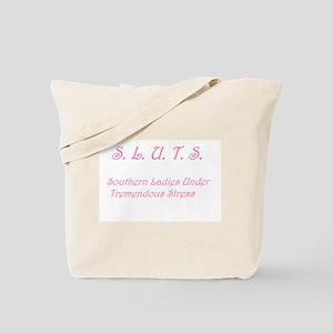 S.L.U.T.S. in pink Tote Bag