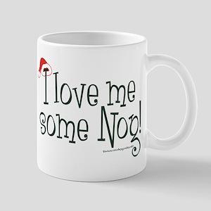Love me some Eggnog! Mug