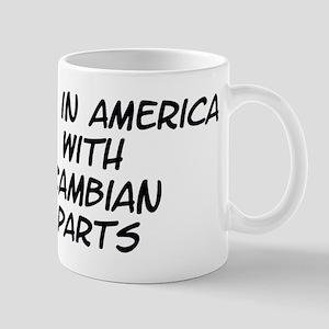 Zambian Parts Mug