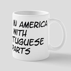 Portuguese Parts Mug