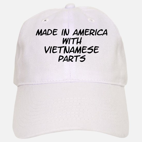 Vietnamese Parts Baseball Baseball Cap