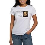 Thomas Jefferson 16 Women's T-Shirt