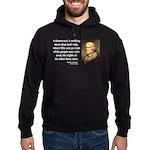 Thomas Jefferson 16 Hoodie (dark)
