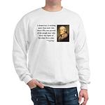 Thomas Jefferson 16 Sweatshirt