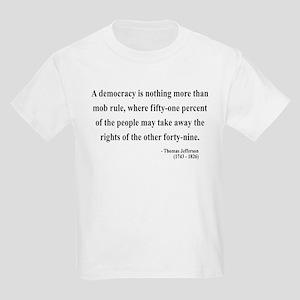 Thomas Jefferson 16 Kids Light T-Shirt