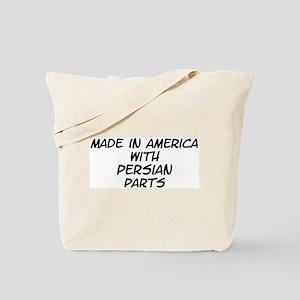 Persian Parts Tote Bag