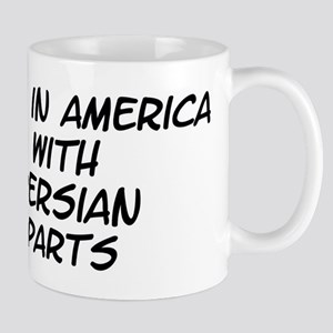 Persian Parts Mug