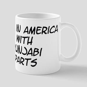 Punjabi Parts Mug