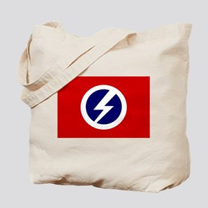 Flash and Circle Tote Bag