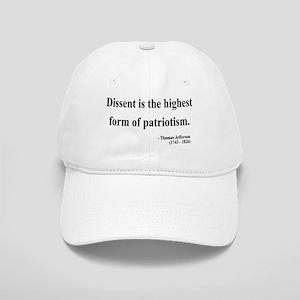 Thomas Jefferson 24 Cap