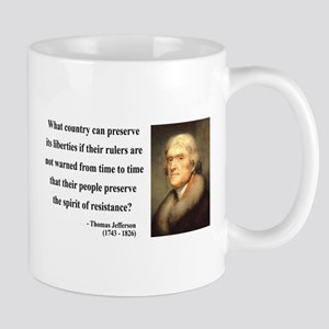 Thomas Jefferson 25 Mug