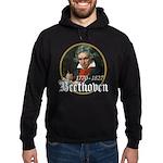 Ludwig von Beethoven Hoodie (dark)