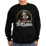 Ludwig von Beethoven Sweatshirt (dark)