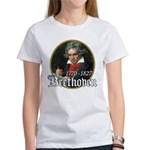 Ludwig von Beethoven Women's T-Shirt