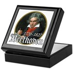 Ludwig von Beethoven Keepsake Box